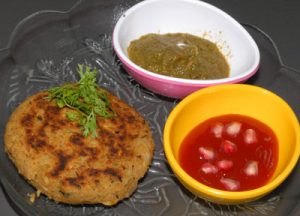 Vegetable Shami Kabab