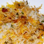Raw Jackfruit Biryani