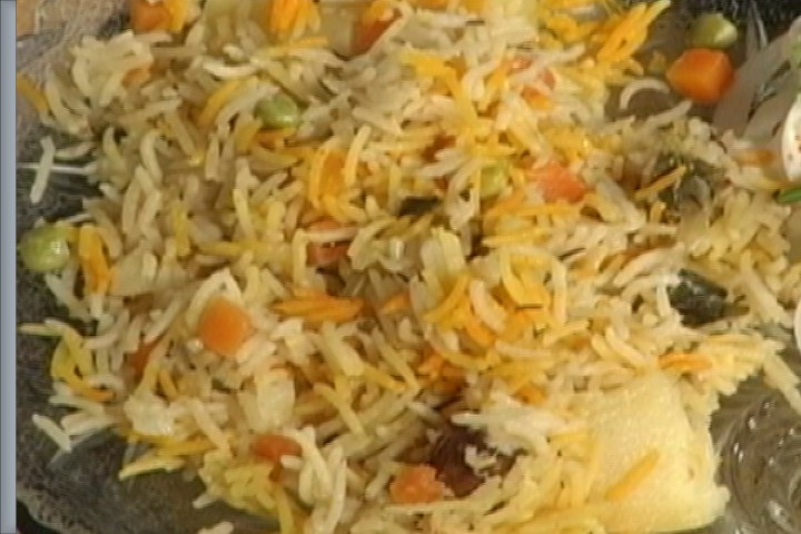 Vegetable biryanivegetable biryani vahrehvah vegetable biryani forumfinder Gallery