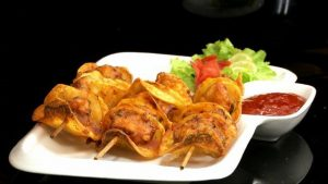 Chicken and Chips Recipe With Philips Airfryer by VahChef