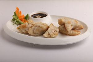 PHILIPS AIR FRYER POT STICKERS