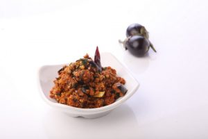 Eggplant and Kasoori Methi Chutney – Fatta Fat Chutney