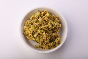 Fatta Fat Chutney – Radish and Coconut Chutney