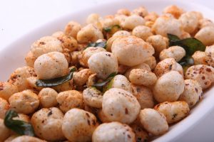 Fried Makhana Quick Home Snack