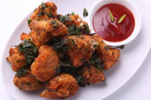 CURRY LEAF CAULIFLOWER FRY